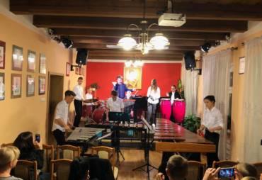 Warsztaty perkusyjne – 13 listopada 2017 r.