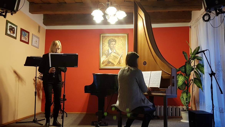 Koncert Sekcji Muzyki Dawnej PSM II st. we Wrocławiu
